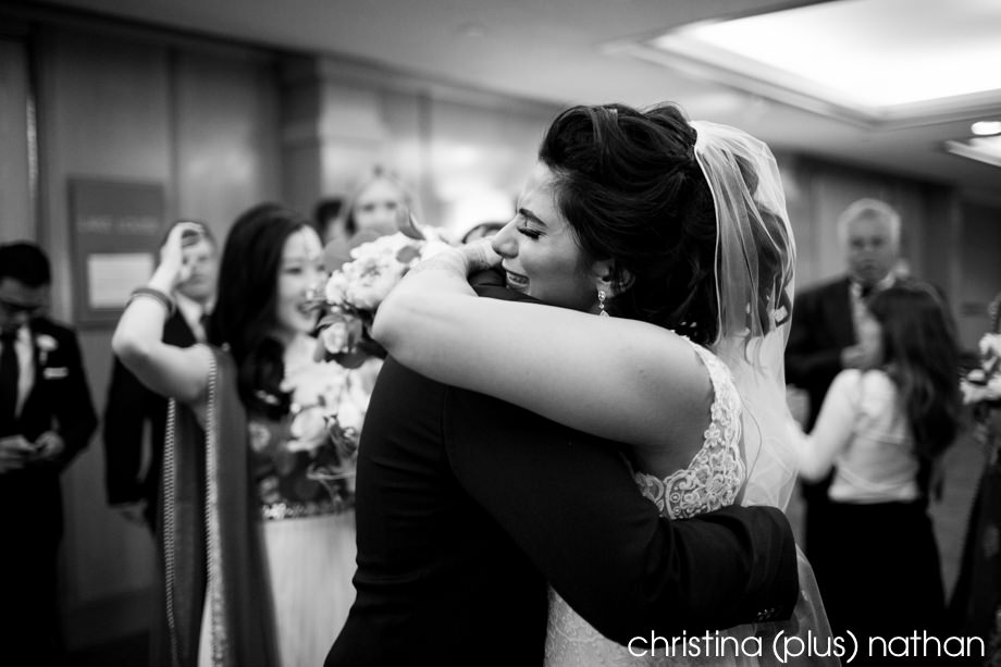 Emotional wedding photography Calgary
