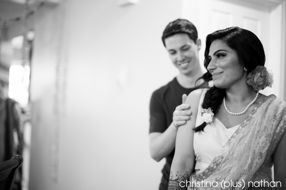 Hindu Bride Mendhi