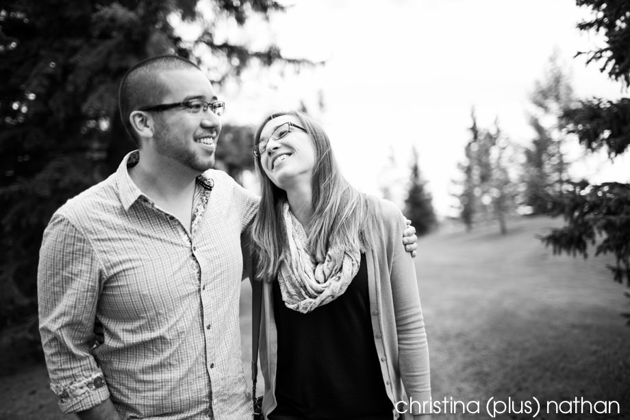 Engagement Photographers in Calgary