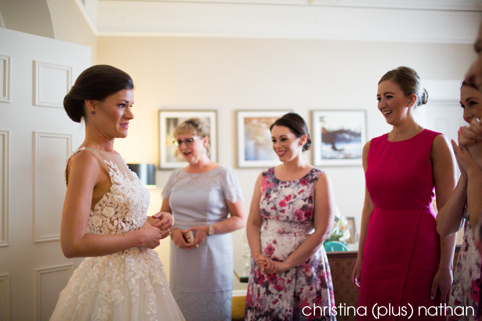 Wedding Palliser
