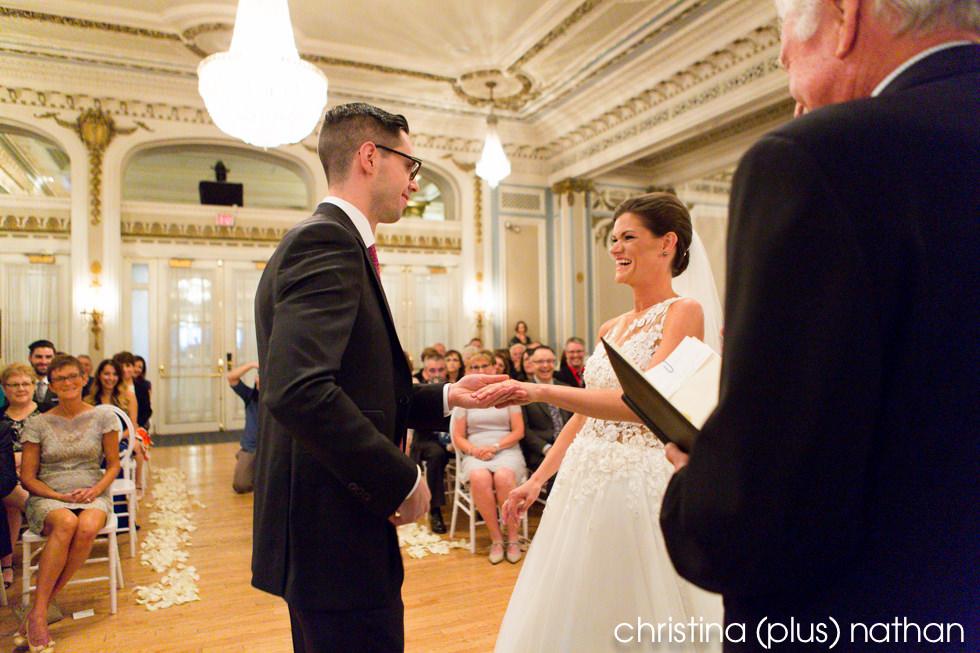 Calgary hotel weddings
