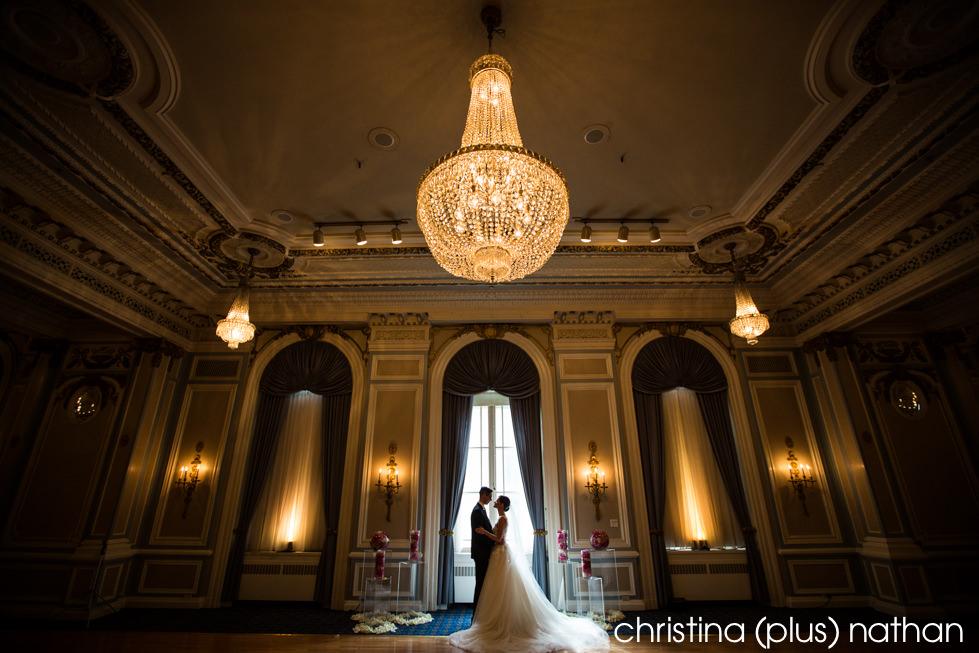Crystal Ballroom Palliser Photo