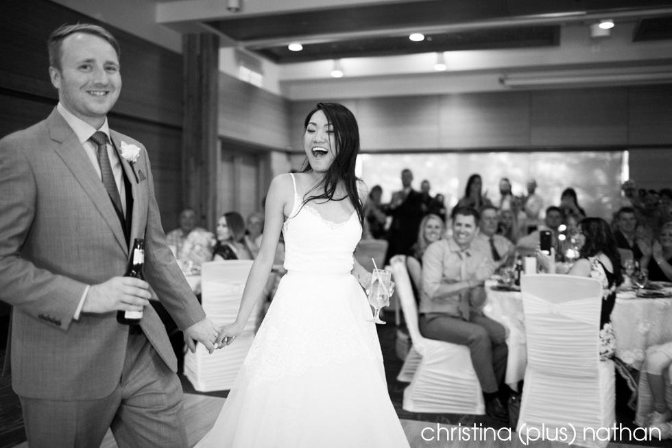 Wedding Reception in Calgary