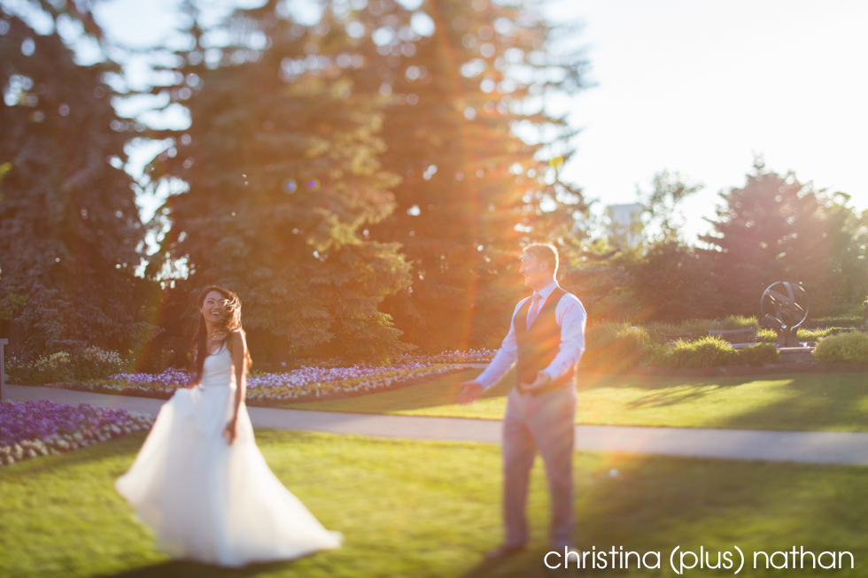 Calgary wedding Photographers - Calgary Zoo