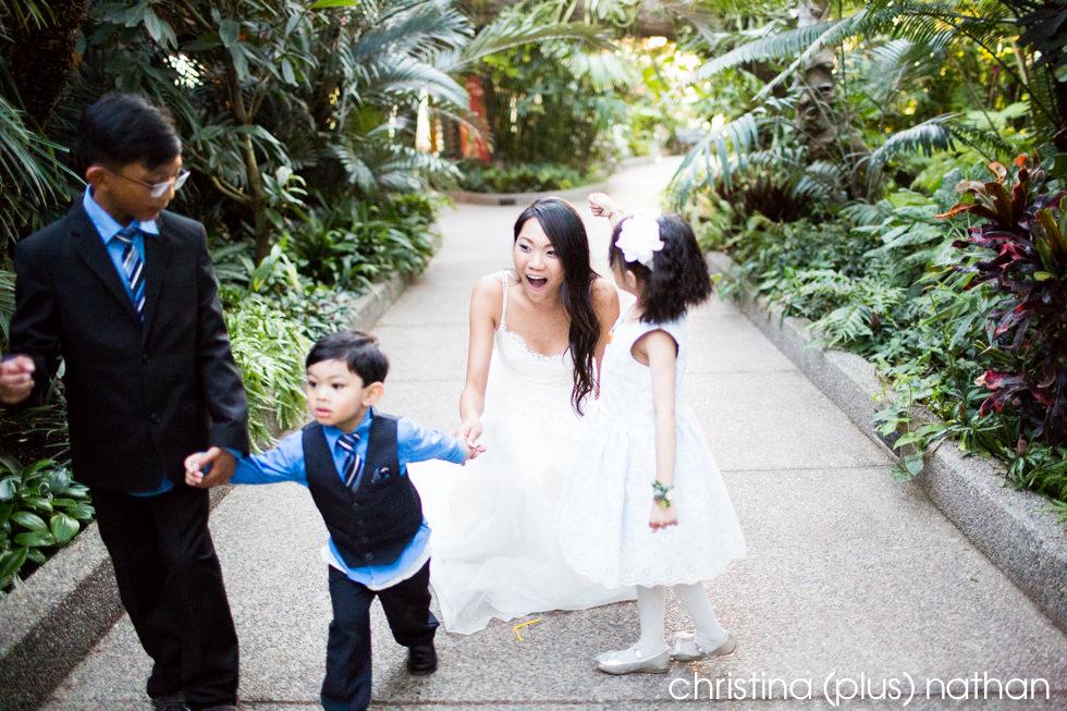 Calgary Zoo Wedding Photography Conservatory1