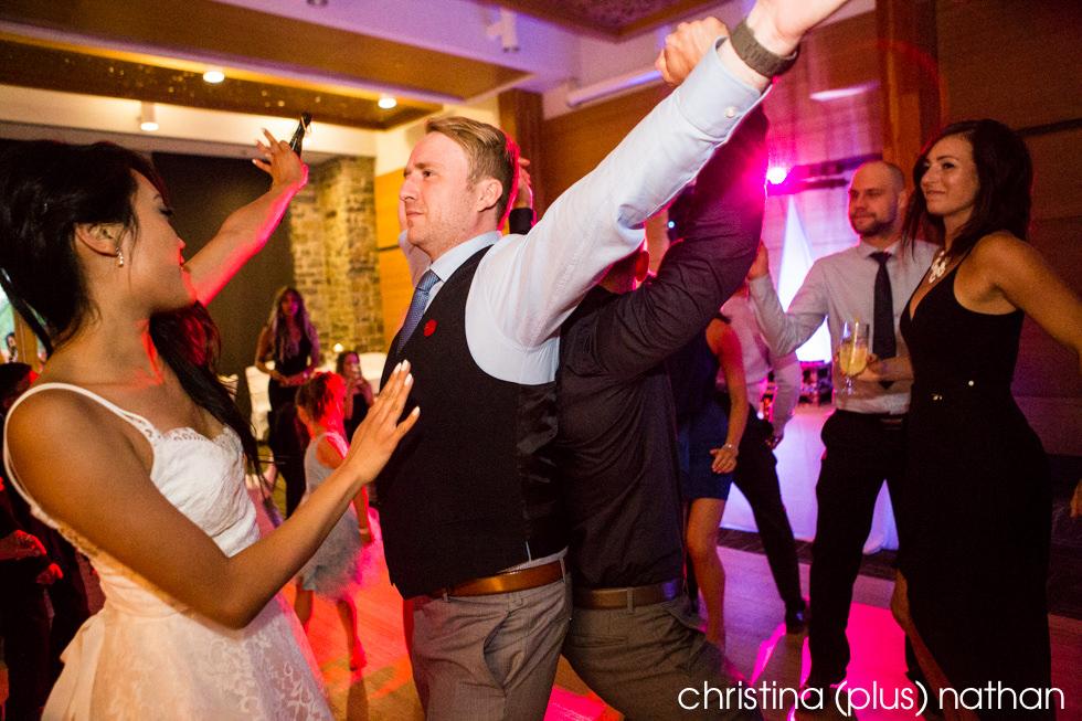 Calgary zoo wedding photography dance conservatory