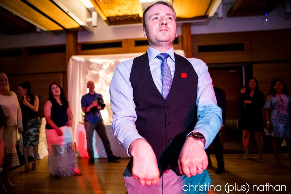 Calgary wedding dance moves