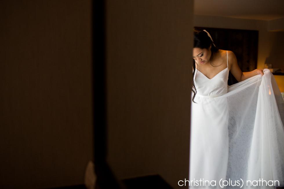 Pearl and Dot Wedding Dresses Calgary