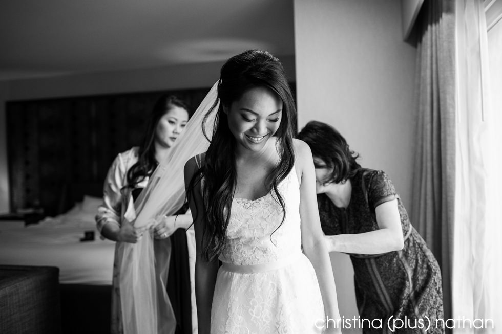 Wedding Photograpyh Hotel Arts