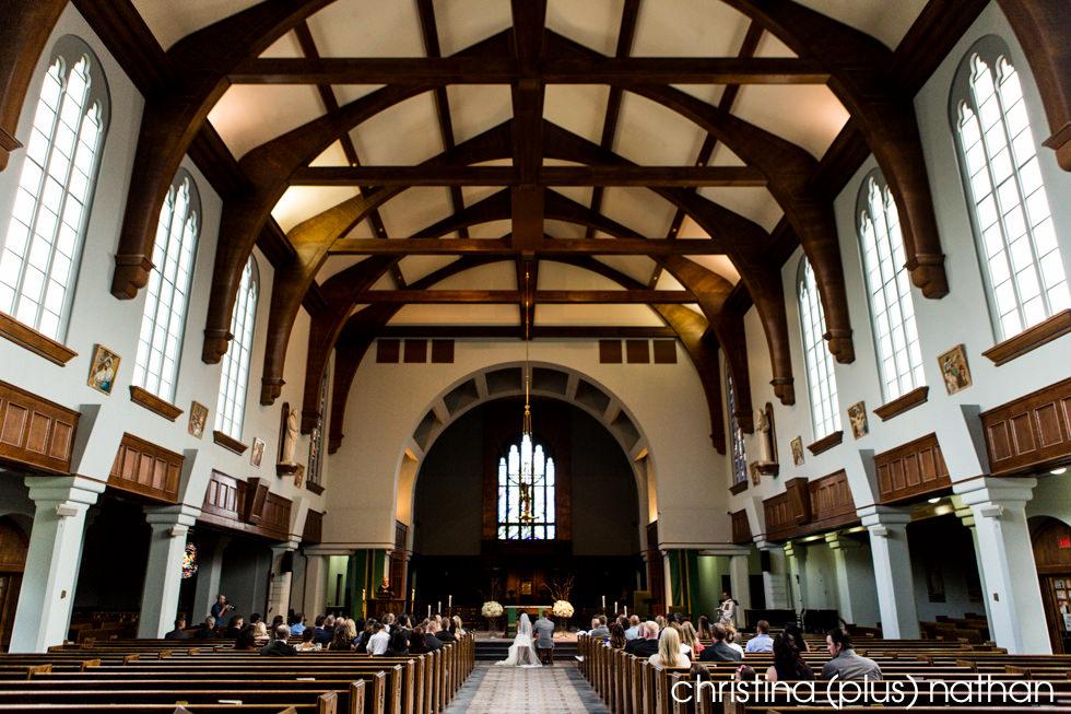 Church weddings Calgary