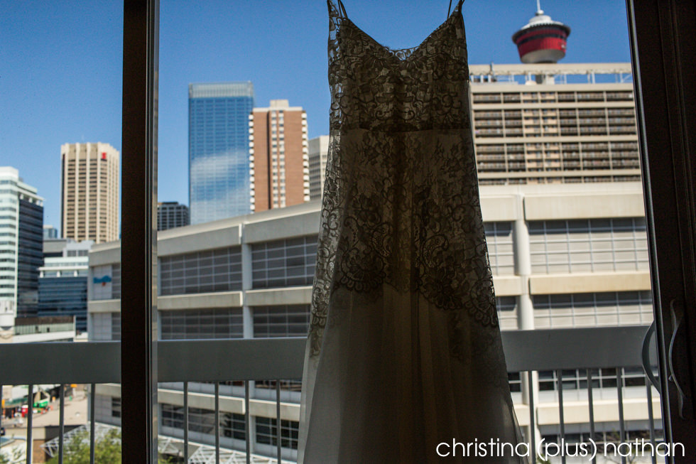 Calgary Wedding Dress
