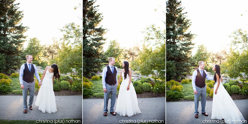 Wedding at the Calgary Zoo