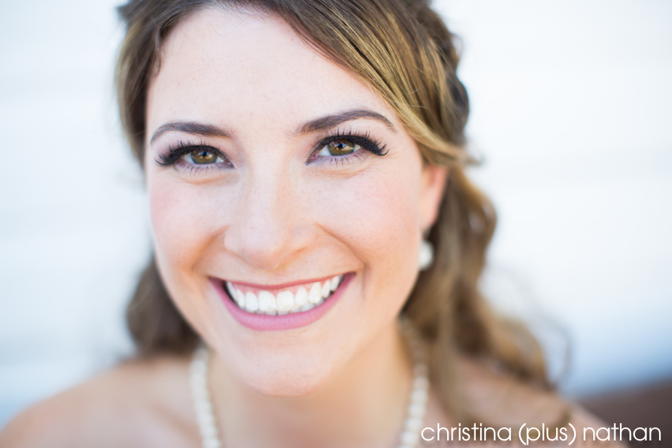 Beautiful portrait of a bride in Heritage Park Calgary