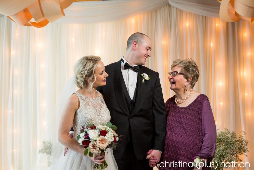 Grandma family photography weddings