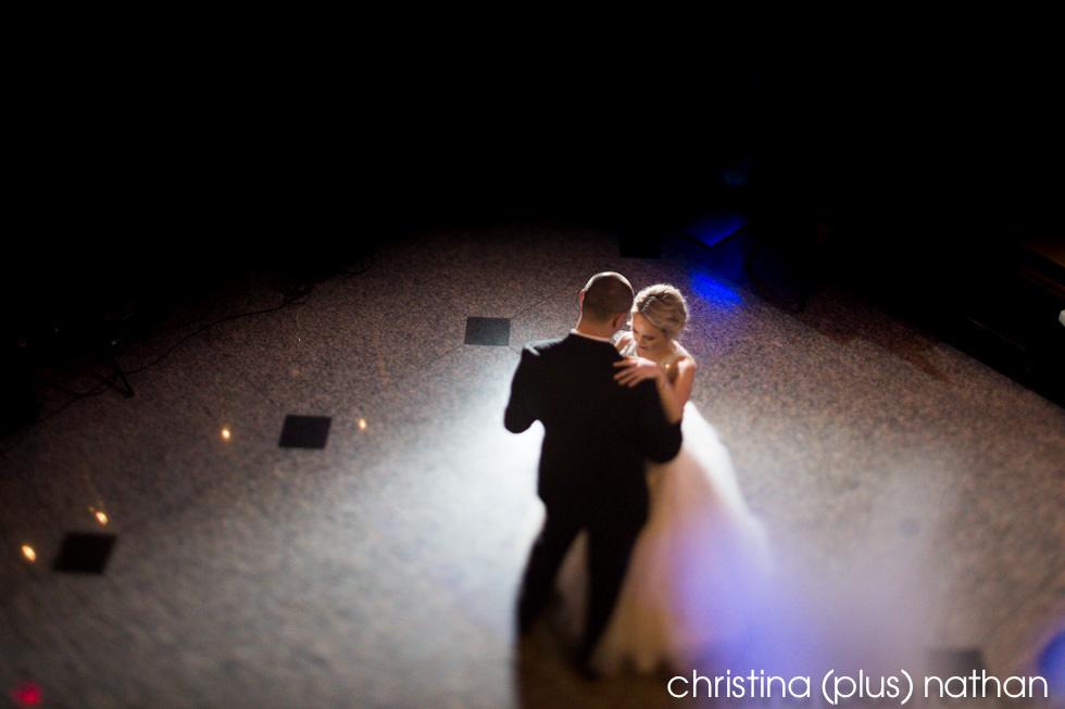 Azuridge first dance wedding photograohy
