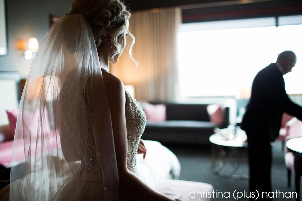 Wedding dress creative photography Calgary