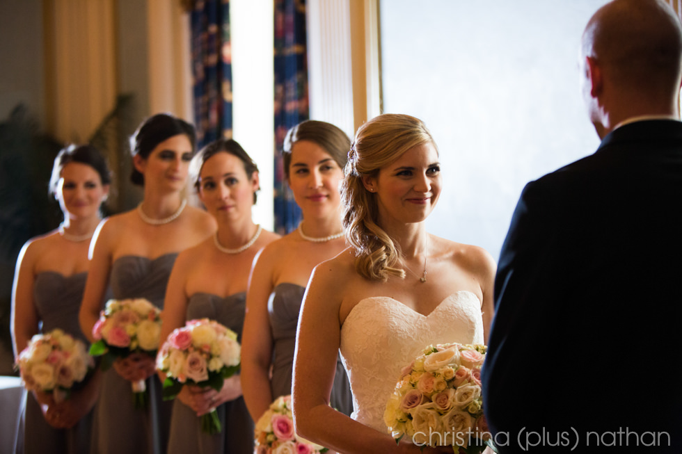 Fairmont Palliser Alberta Room Ceremony