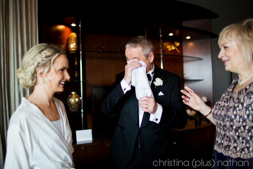 Azuridge Estate Hotel Winter Wedding Photos