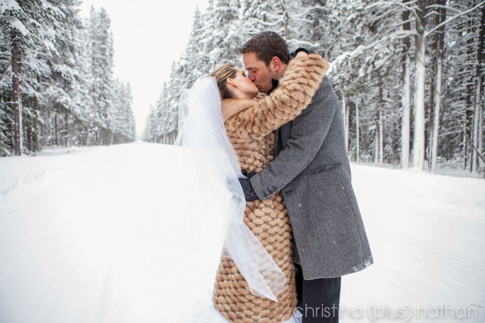 Baker Creek Winter Wedding