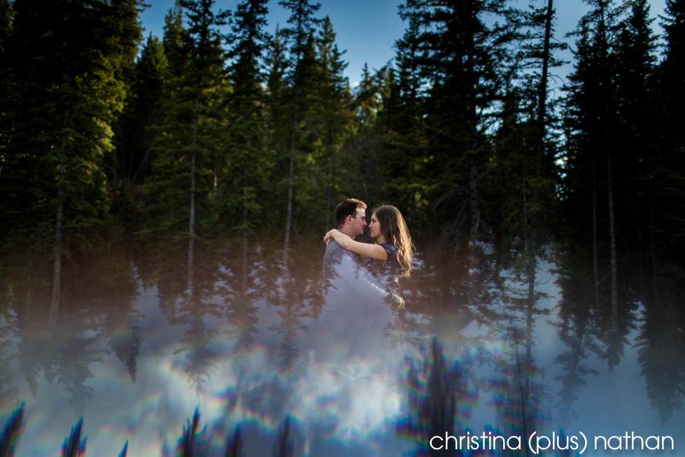 Creative engagement photography by christina (plus) nathan photography