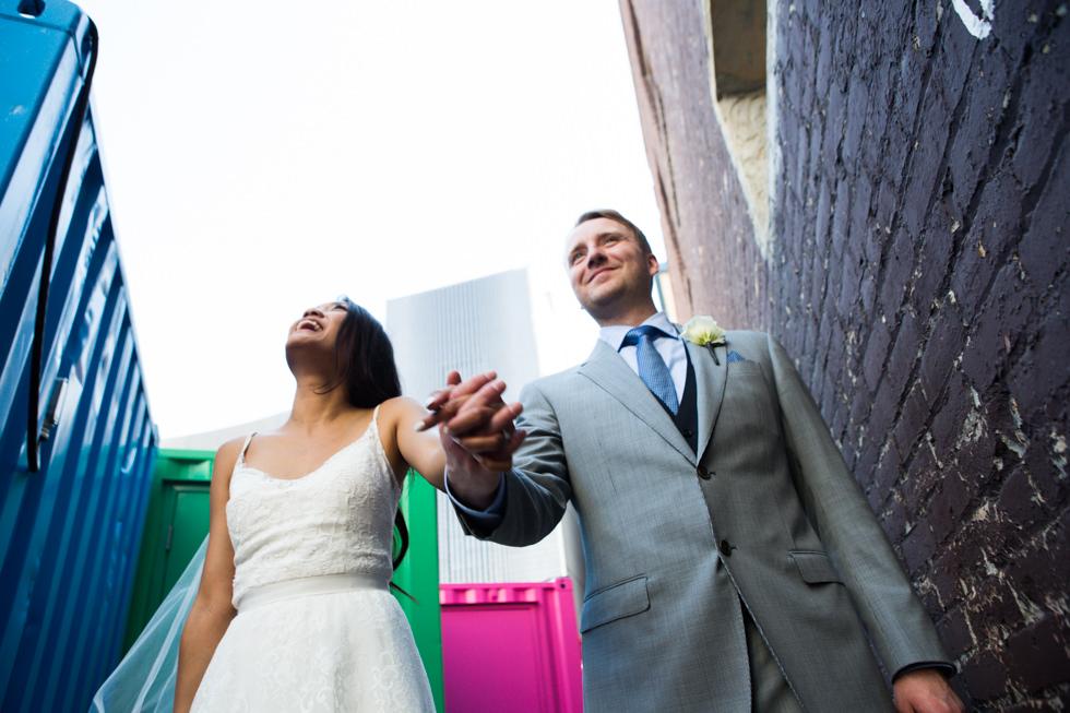 Calgary wedding Photographers - Zoo