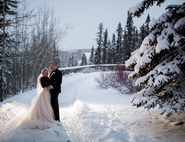 Tips for Calgary Winter Weddings